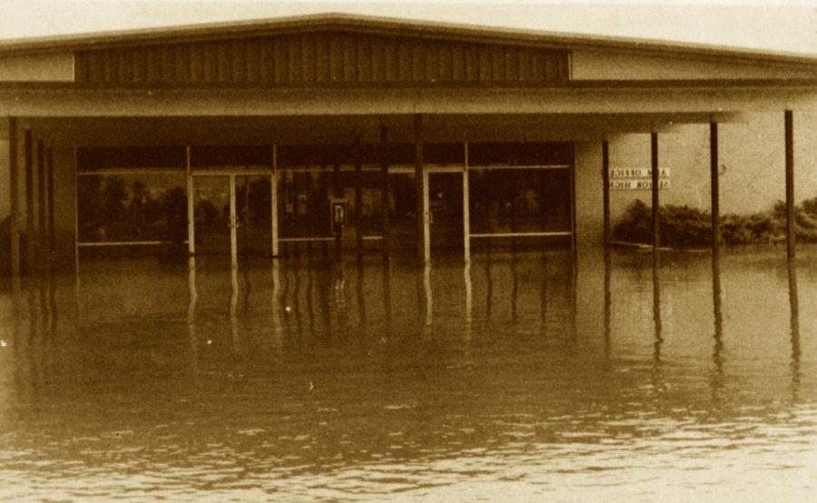 """FROM THE ARCHIVES (Précis, Vol. IX – 1979): """"Flood '79"""""""