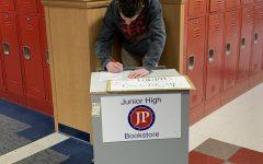 Supply cart makes school shopping convenient