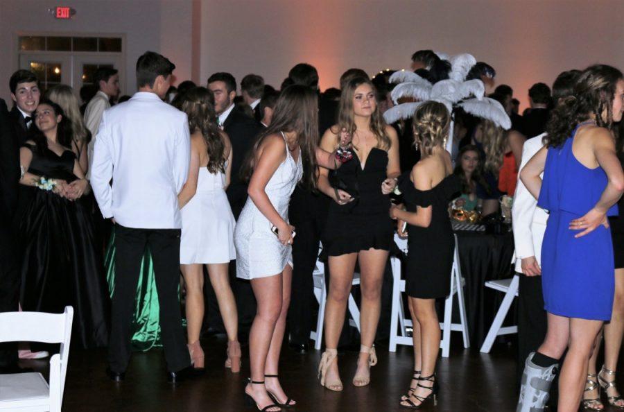Students+celebrating+on+the+dance+floor.+Photo+courtesy+of+Lisa+Parks+Patti