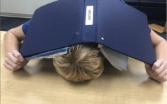 Exam stress plagues students