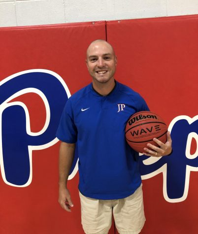 New Teacher Profile: Coach Les Triplett