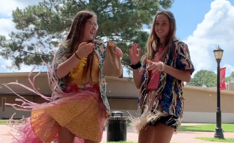 VIDEO - Homecoming Week Day 2: Hawaiian Day!