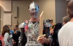 VIDEO: Homecoming Week Day 4 – Medieval!