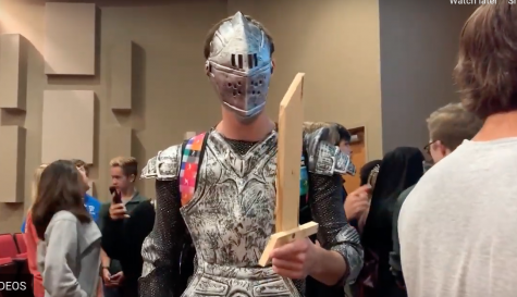 VIDEO: Homecoming Week Day 4 - Medieval!