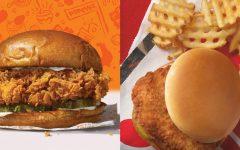 What Is It? The Chicken Sandwich Wars