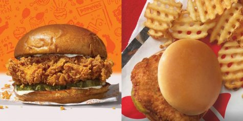 What Is It? The Chicken Sandwich Wars