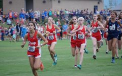 Crossing the finish line: Cross Country