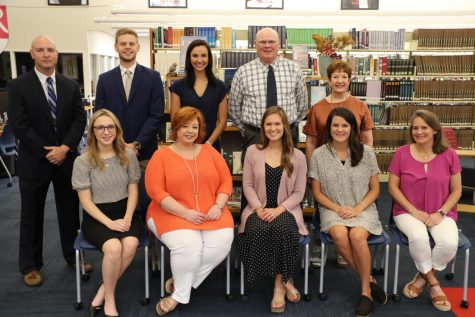 New faculty and staff, 2019-2020
