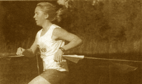 "FROM THE ARCHIVES (Vol. XXIX, No. 3 - Nov. 1998): ""Cross country upholds tradition of achievement"""