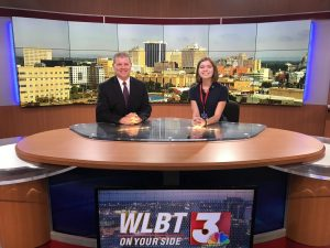 A day in the life of a news anchor at WLBT