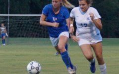 Soccer girls bring home championship