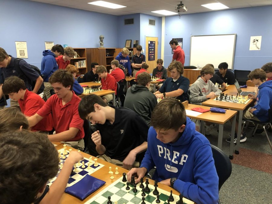 Check out chess club