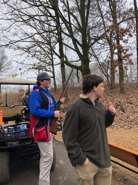 Clay, Trap, Skeet team competes at MSSP Qualifier