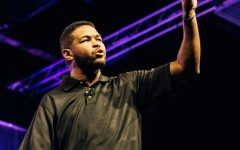 Prep welcomes Inky Johnson to Jackson