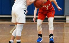 Girls' basketball starts winning season