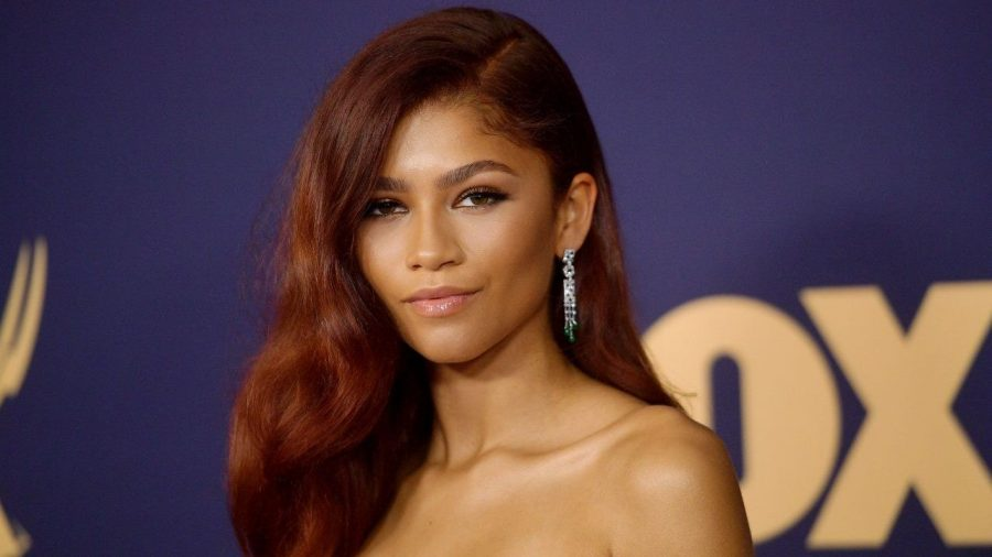 WHO'S YOUR HERO? For Veronica Chough, it's Zendaya
