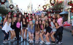 Pacers perform at Disney