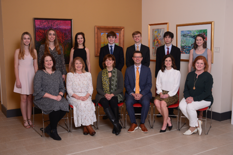 Seven seniors receive STAR student award for 2020