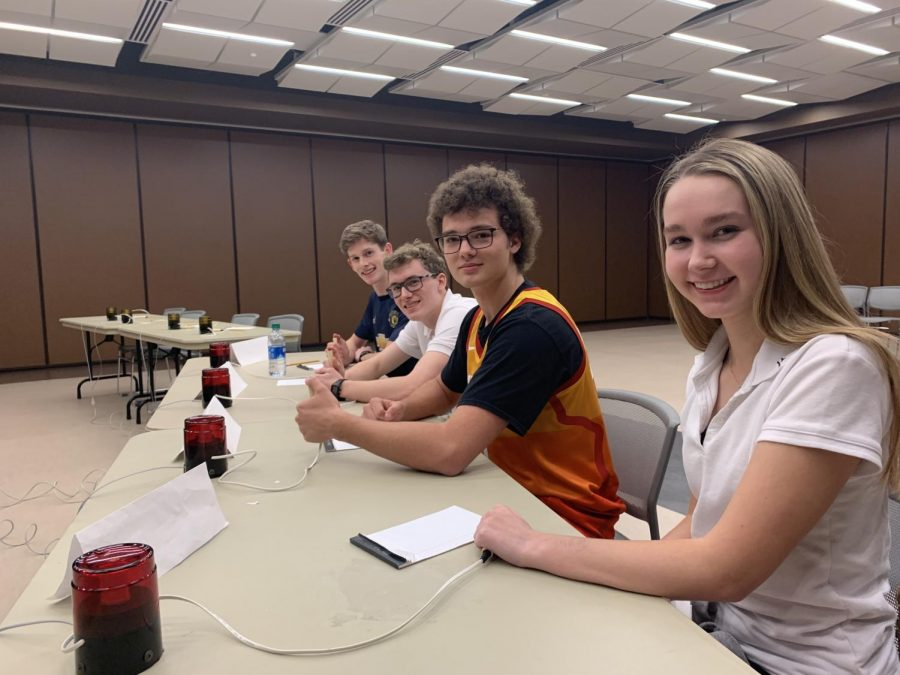 Quiz Bowl year in review: Victories and virtual tournaments