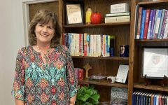 Reta Haire takes reins as principal of junior high