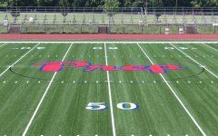 Football field returfed for 2020-2021 school year