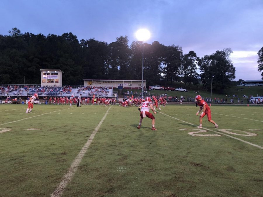 Jackson Prep vs. Simpson Academy: Running game does the legwork in 49-21 win