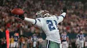 "Deion ""Prime Time"" Sanders. Photo courtesy of Dallascowboys.com"