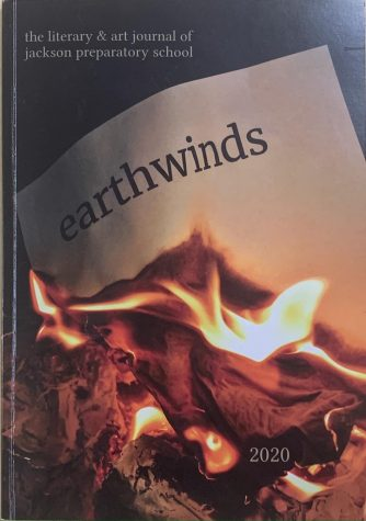 The cover of the 2020 edition of Earthwinds