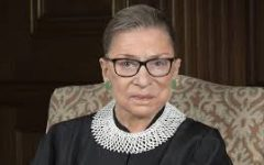 The late Justice Ruth Bader Ginsburg