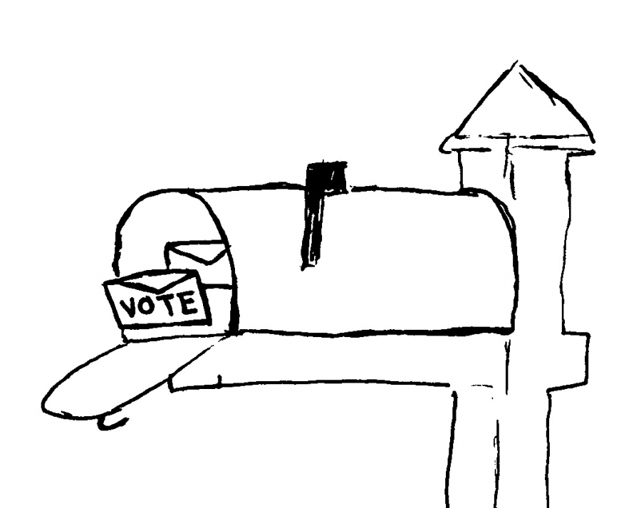Voting by mail debate