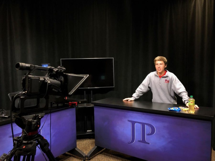 New broadcasting class puts Prep in the news
