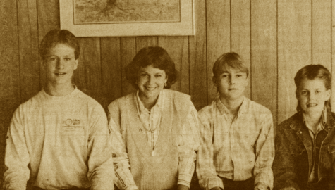 "FROM THE ARCHIVES (Vol. XVI, No. 1 - October 1985): ""Jr. high Morning Watch and leaders announced"""