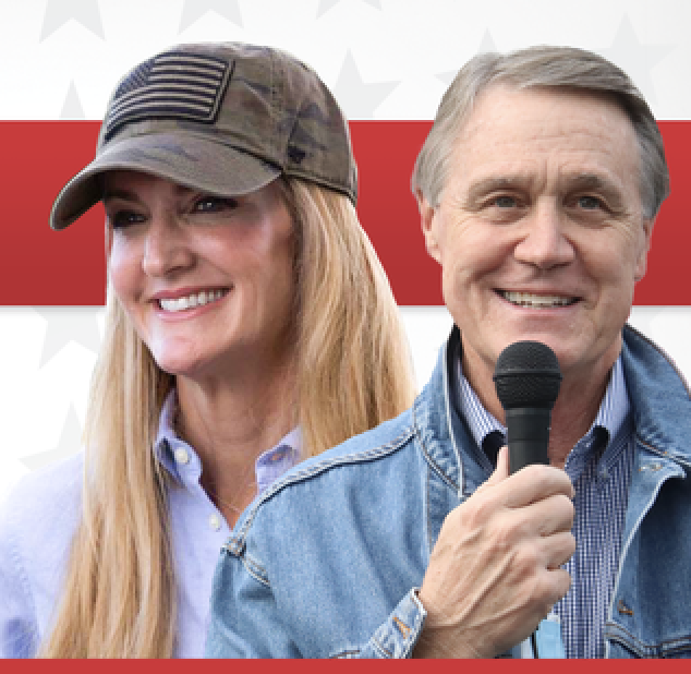 Senators Perdue and Loeffler (R-GA)'s runoff races could decide control of the United States Senate.