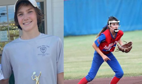 Young Athletes to Watch: Moore and Caton