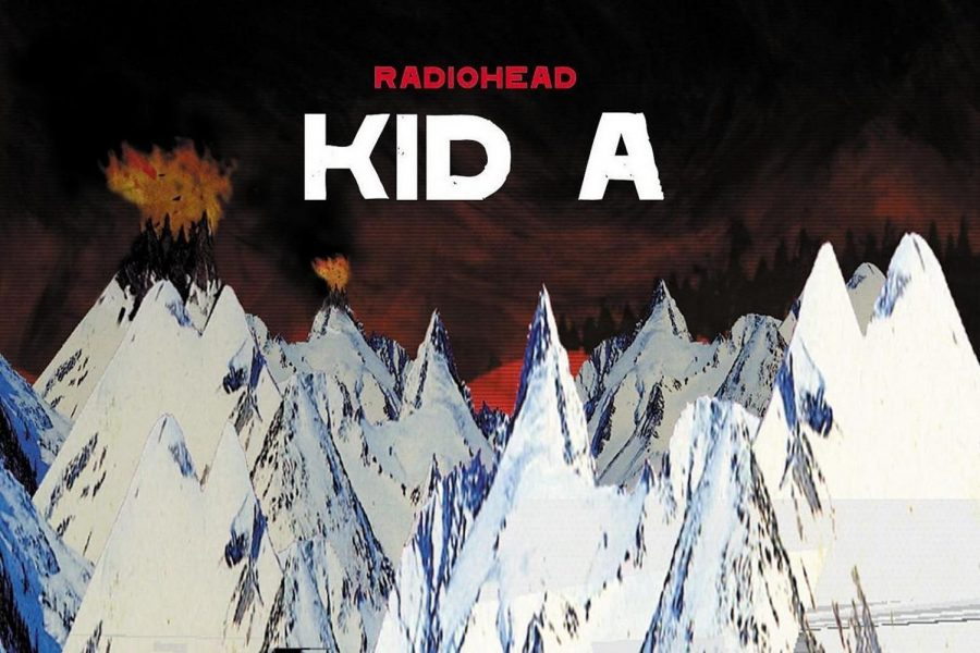 Album cover of Kid A