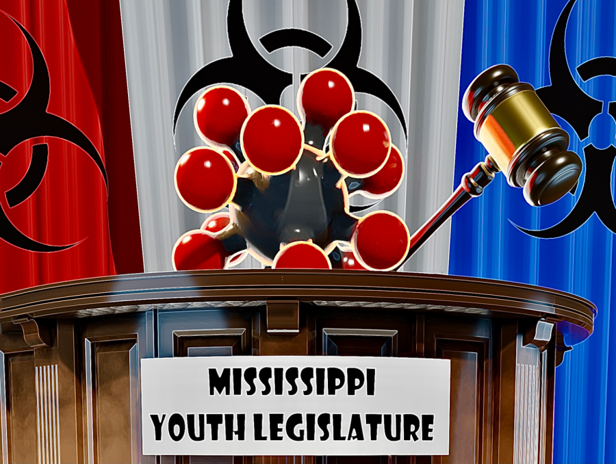 COVID cancels senior high Youth Legislature