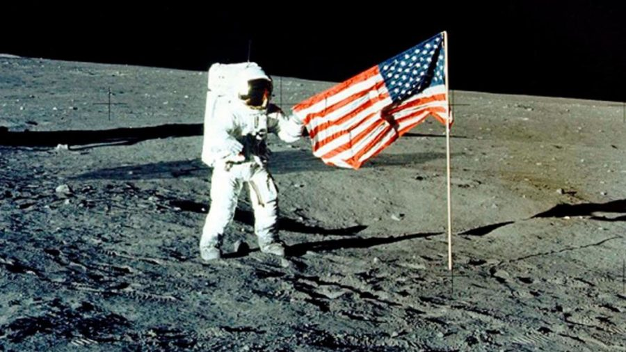 The moon landings were just a few examples of the achievements that have been brought to life through the space program.