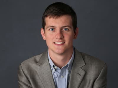 Jesse Pound's headshot from his profile on CNBC.com