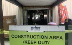 Junior high building renovations begin
