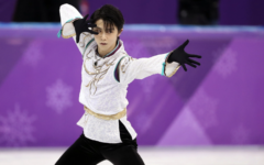 Hanyu is one to watch for next year's Winter Olympics