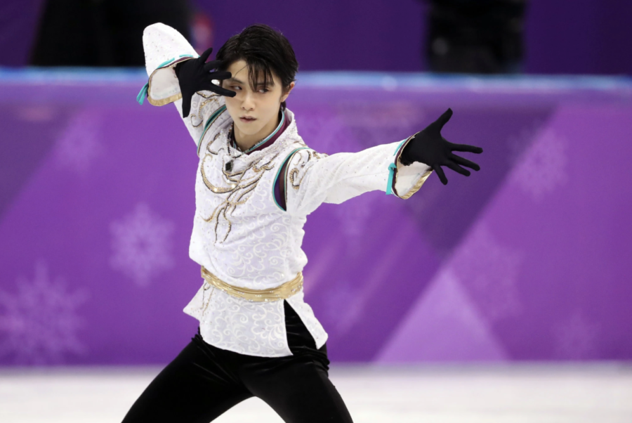 Hanyu is one to watch for next years Winter Olympics