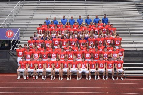 Your 2021 football Patriots and coaches.