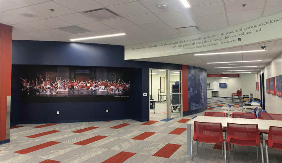 Junior high renovation completed in time for Day 1