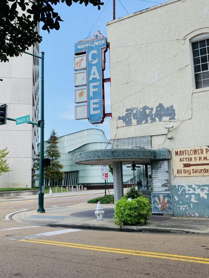 The famous Mayflower Cafe in downtown Jackson has been keeping locals fed for generations.