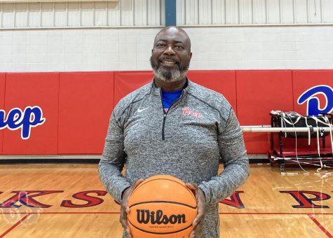 New Teacher Profile: Bruce Robinson